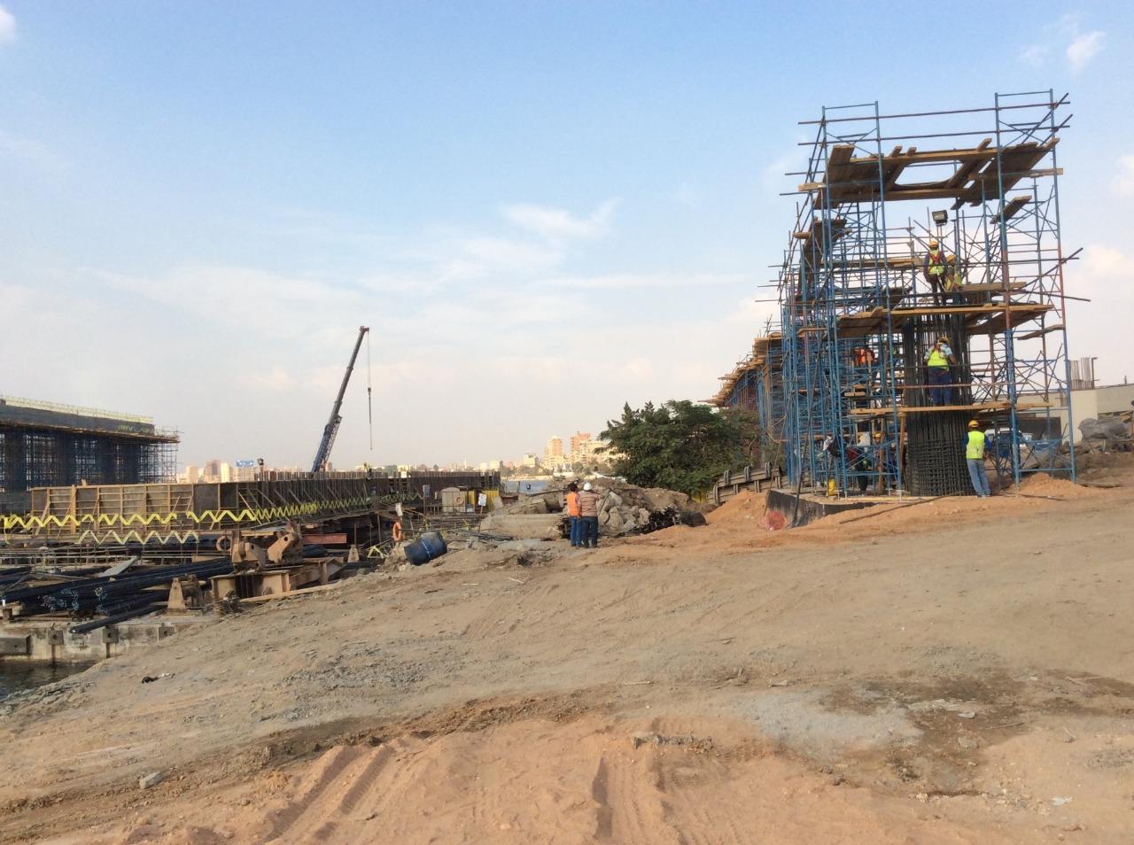 Quay Wall Terminal at East Port Said Port